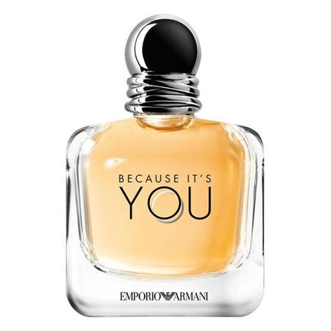 Emporio Armani Because It's You  Perfume for Women