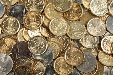 Indian money currency — Stock Photo © jsingh #4733984