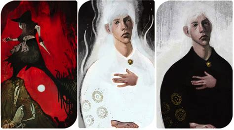 How and why Dragon Age: Inquisition character tarot cards