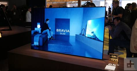 See Sony's blistering 85-inch 10,000-nit 8K HDR TV, all