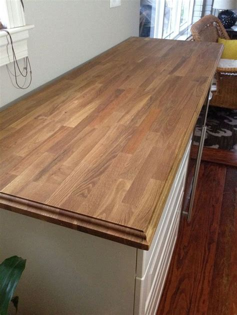 Living On the Edge: Adding a Decorative Edge to Butcher