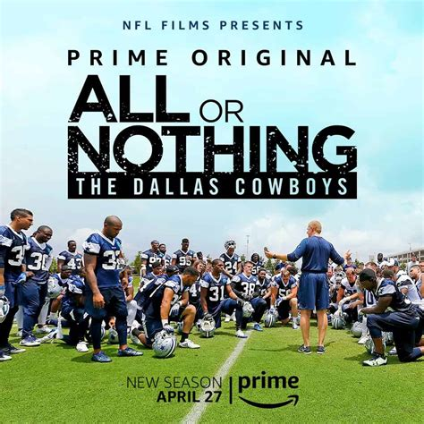 All Or Nothing Staffel 3
