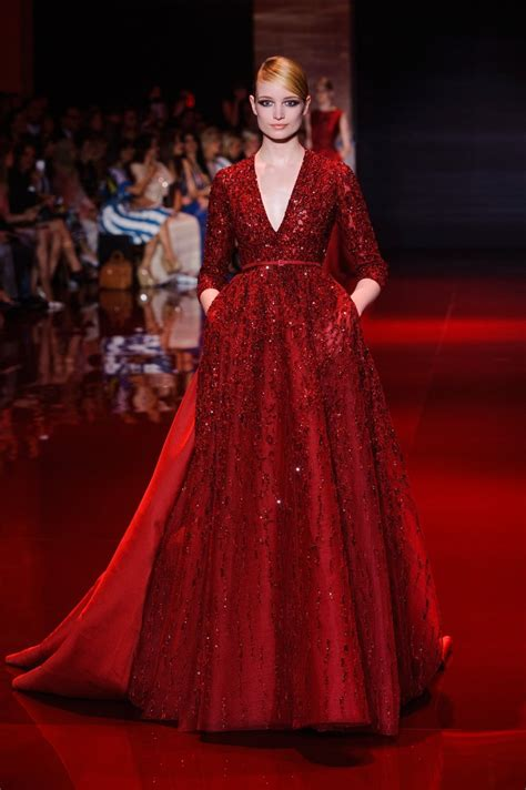 Elie Saab: Middle Eastern Promise — The Review Magazine