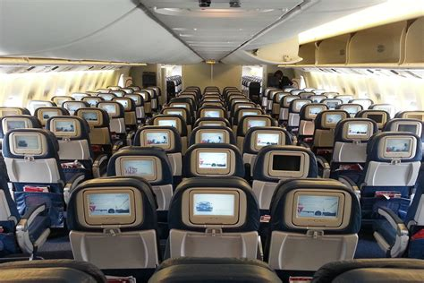 Delta Air Lines Boeing 777-200ER Seat Configuration and