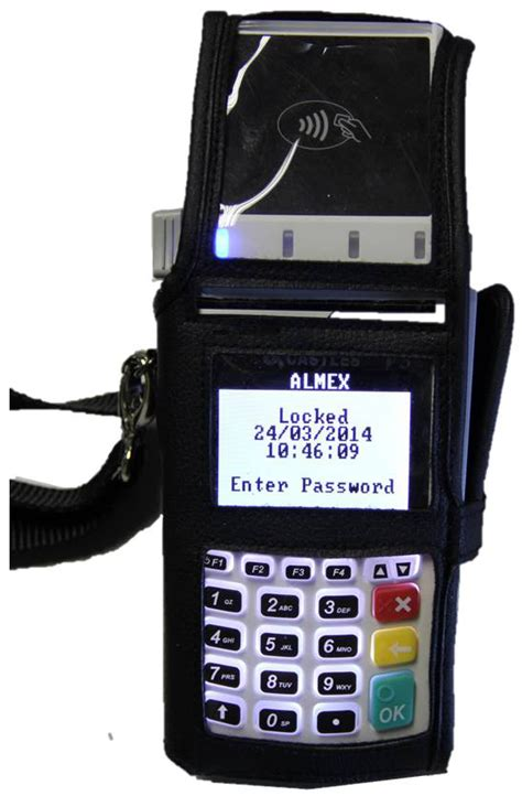 Almex Transport Solutions   Inspector Devices