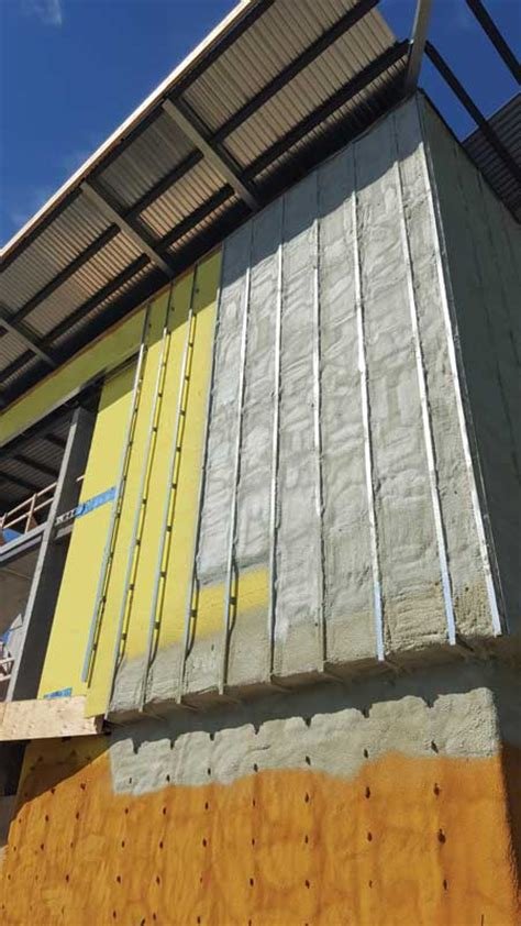 Choosing SPF as an effective air barrier component - Page