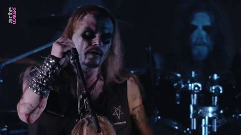 """Carpathian Forest - """"A Forest"""" (The Cure cover) Live at"""