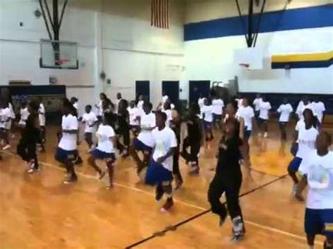 Beyonce' Let's Move Flash Video Plea from Welch Middle