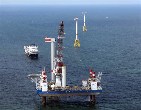 Offshore Wind Energy – Clean Power from the Sea   German