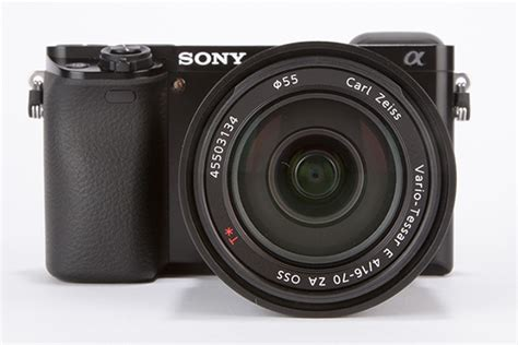 Sony Alpha 6000 Review - What Digital Camera