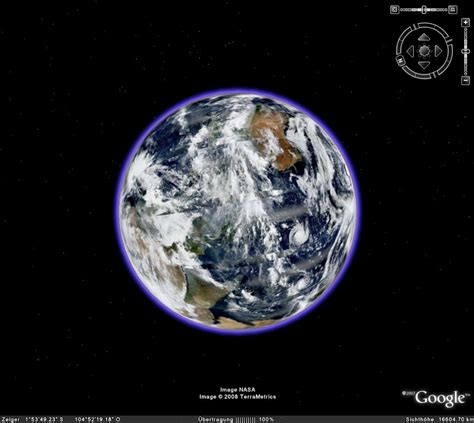 Daily Planet für Google Earth - Download - CHIP
