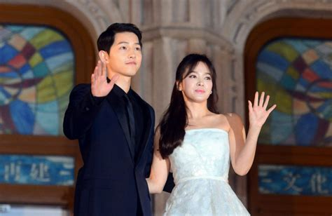Are Song Joong Ki and Song Hye Kyo getting divorced?