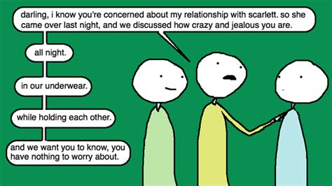 SparkLife » Auntie SparkNotes: My Friend Flirts With My