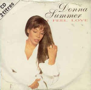 Donna Summer - I Feel Love (1993, CD) | Discogs