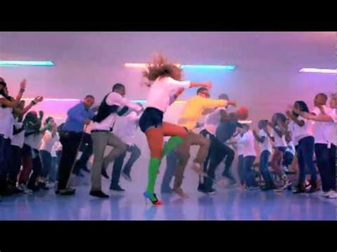 Beyonce - Let's Move! 'Move Your Body' Music Video