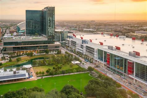 Houston & Vicinity, TX Convention Site Selection