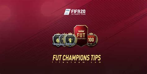 FIFA 20 FUT Champions Tips - Win more Weekend League matches