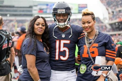 Brandon Marshall's Mom Comments On Twitter Fight