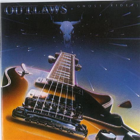 Outlaws - Ghost Riders (1992, CD) | Discogs