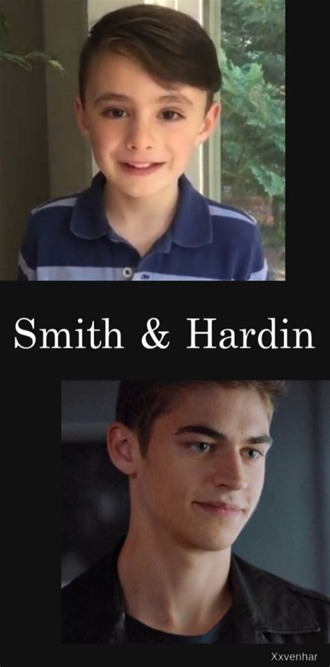 Smith and hardin scott after passion after we collided