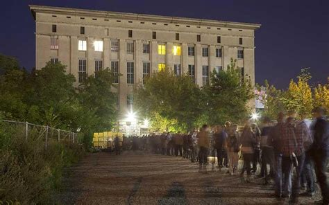 Berghain: how to get into Berlin's most exclusive