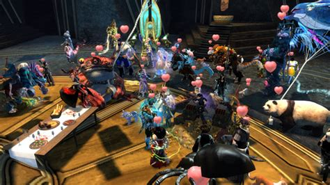 GW2 The Arenanet Streaming Schedule For