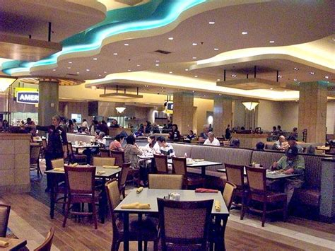 San Manuel Casino's Serrano Buffet remodeled for greater