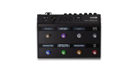 Line 6 Helix HX Effects Multi FX Pedal at Andertons Music Co