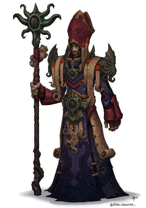 Tidesages - Wowpedia - Your wiki guide to the World of