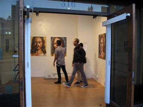 Downtown LA Beholds SEXY JESUS Painting Exhibition   HuffPost