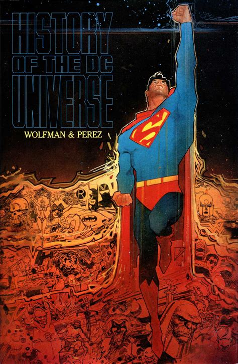 Who's Who Podcast History of the DC Universe | Firestorm Fan