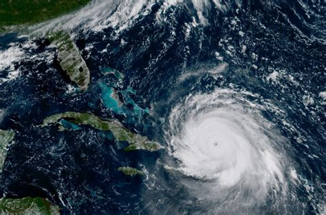 Meteorologist Who Covered Hurricane Andrew Says Irma Will