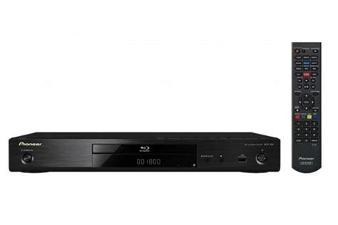 Pioneer Network 3D Blu-ray Player with 4K Upscaling
