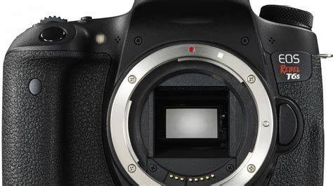 Canon Introduces Two New Budget DSLR Cameras: T6s (760D