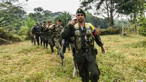 FARC Guerrillas Released from Colombia Prison for Peace