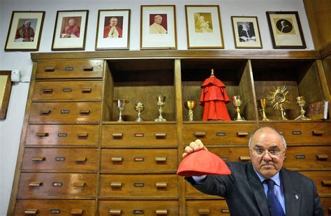 When the Pope Is Chosen, His Tailors Will Be Ready - The