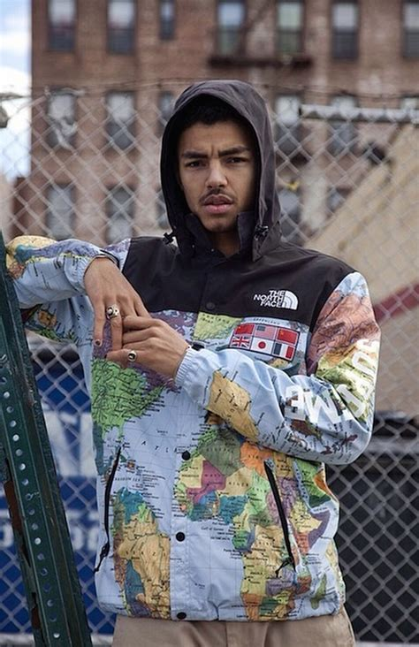 Supreme x The North Face Puts the World on Your Back | Complex