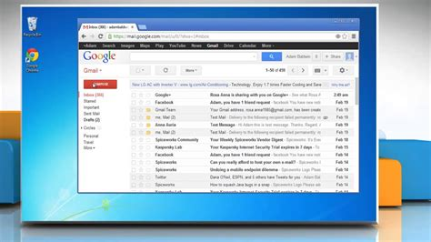 How to use Blind Carbon Copy (BCC) in Gmail® - YouTube