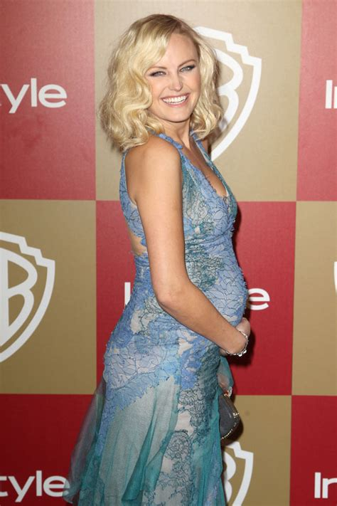 Malin Akerman's Baby — Gives Birth To First Child