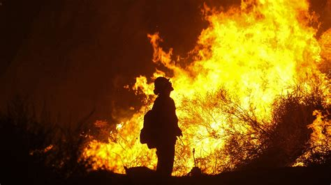 It's 'All Gonna Burn': As Holy Fire Rages, Authorities