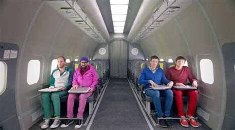 Launching the Latest OK Go Video in Zero-G - Science Friday