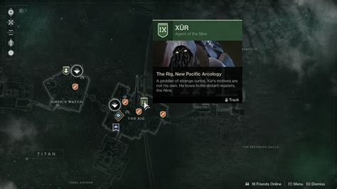 Destiny 2 Xur location and items, June 1-4 - Polygon