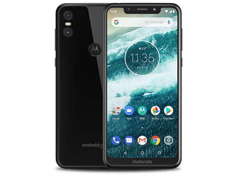 Motorola One, First Take: Affordable, with regular Android