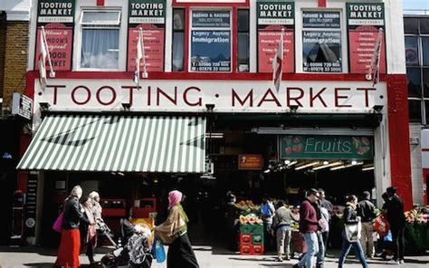 Why Tooting is London's coolest district   Telegraph Travel