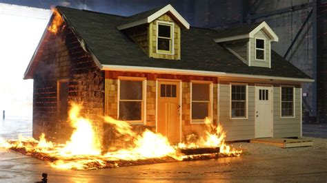 New Fire-Resistant Homes the Next Line of Defense From