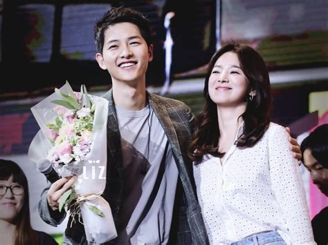 Are Song Joong Ki and Song Hye Kyo getting divorced? ~ Hiptoro