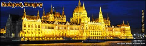 Top Five Things To Do In Budapest Hungary