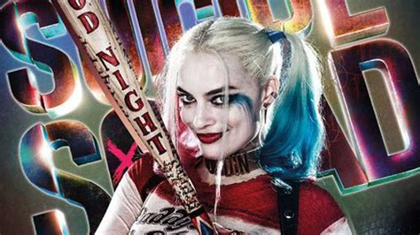 Margot Robbie heads up new batch of Suicide Squad posters