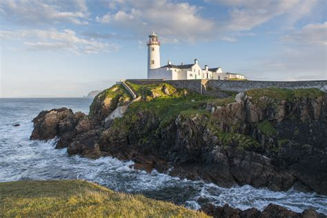 Irish Lighthouses You Can Stay In: Clare Island, Blackhead