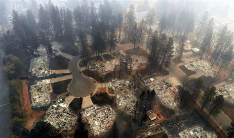 A Paradise fire cleanup crew joked about ruins and a